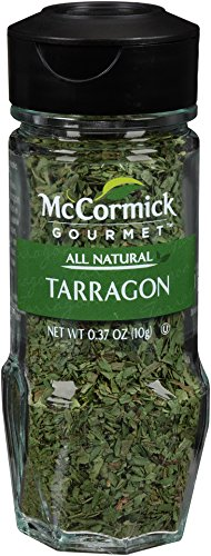 McCormick Gourmet Collection, Tarragon Leaves, 0.37-Ounce Unit Via Amazon