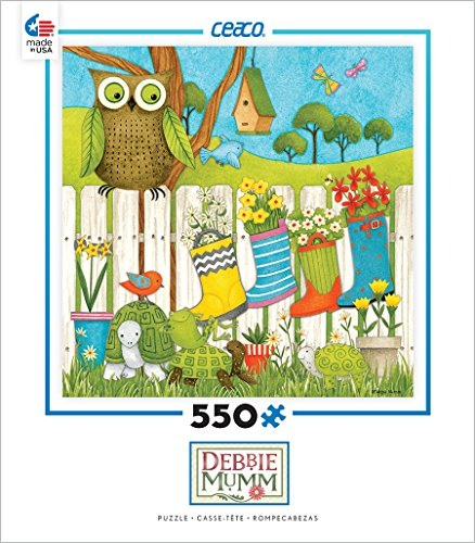 Ceaco Debbie Mumm - Owl and Friends Puzzle