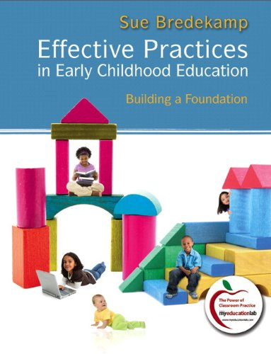 Effective Practices in Early Childhood Education:...