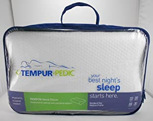 Amazon Com The Neckpillow By Tempur Pedic Standard