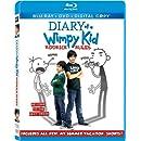 Diary of a Wimpy Kid: Rodrick Rules (Three-Disc Blu-ray/DVD Combo + Digital Copy)