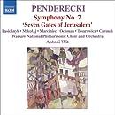 Penderecki - Symphony No. 7 'Seven Gates of Jerusalem'