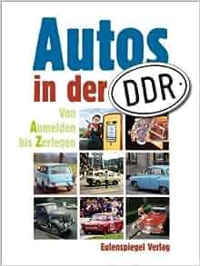 Autos in der DDR: Hans Hellbach: 9783359022695: Amazon.com