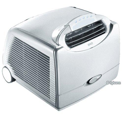Whynter 13,000 BTU Portable Air Conditioner, Platinum (ARC-13S)
