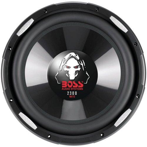 "Boss Audio P126Dvc Phantom Series Dual Voice Coil Subwoofer (12"")"