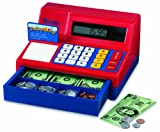 Learning Resources Pretend & Play Calculator Cash Reg