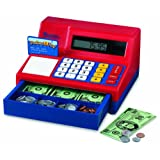 Learning Resources Pretend and Play Calculator Cash Reg ~ Learning Resources