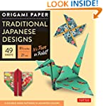 Origami Paper - Traditional Japanese...