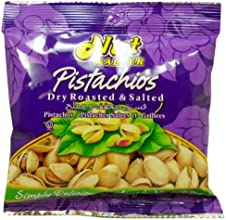 Dry Salted amp Roasted Pistachios Snack Net Wt 35 G 123 Oz Nut Walker Brand X 2 Bags