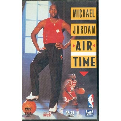nba-superstars-michael-jordan-air-time-vhs