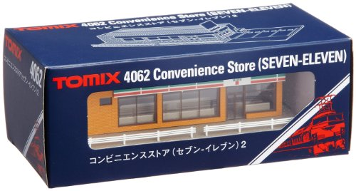 convenience-store-seven-eleven-tomix-4062-n-scale
