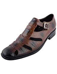 D.Desire Men's Leather Formals & Lace-Up Flats - B00Y1EO3ZY