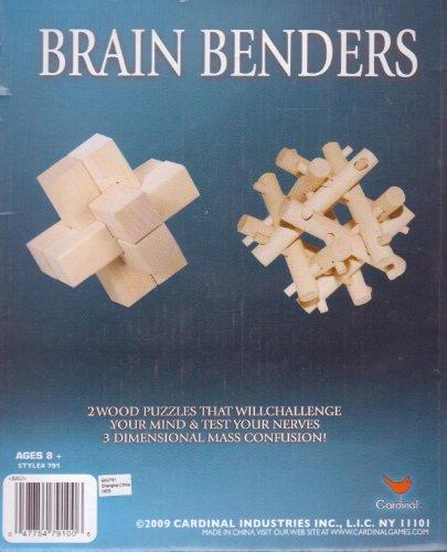 Cardinal Classic Games Brain Benders