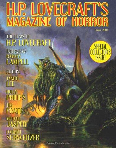 H.P. Lovecraft's Magazine of Horror 1 (No.1)
