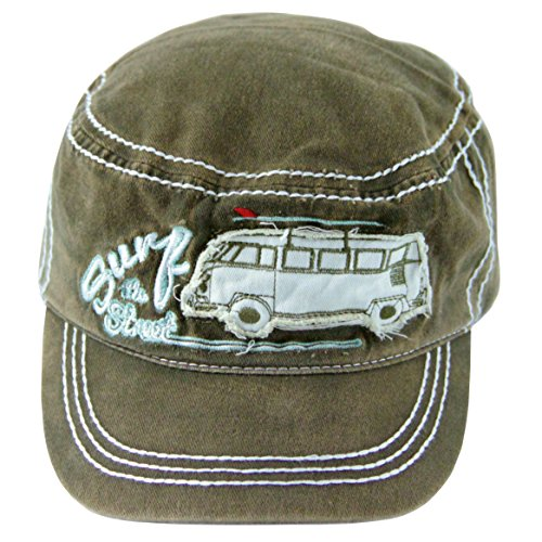 brisa-buca03-casquette-vw-combi-surf-the-street-olive