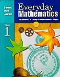 Everyday Math, Grade 5: Math Journal, Vol  1
