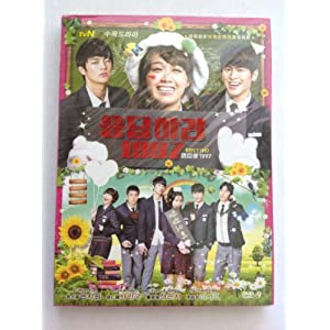 Reply 1997 Korean Drama Complete in 2 Dvds Has English Subtilte ( Sold As Is)