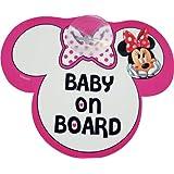 Disney Baby Minnie Car Signal (36 Months, Pink)