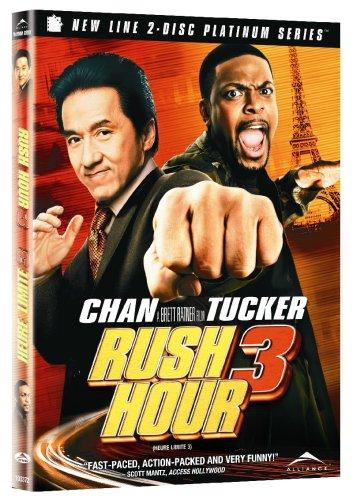 Amazon com Rush Hour 3 Ws Rush Hour 3 Dvd