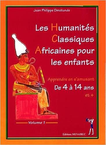Image du livre 'Leshumanitésclassiquespourlesenfantsde4à14ans'