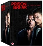 Prison Break - Complete Seasons 1 - 4 Box Set [DVD] -