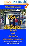 USA Reiseknigge: die do's + die don't...