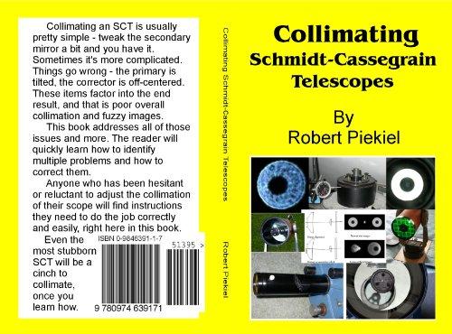 Collimating Schmidt Cassegrain Telescopes