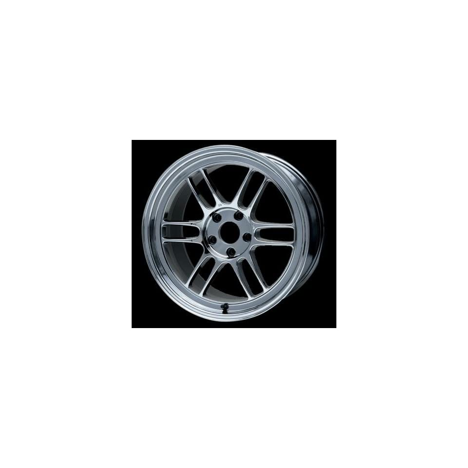 Enkei RPF1 17x8 5x114.3 45mm Matte Black Wheels   Set of 4
