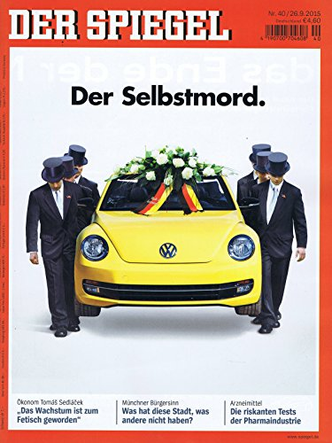 Der Spiegel [Germany] No. 40 2015 (単号)