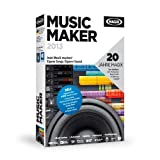 Software - MAGIX Music Maker 2013 (Jubil�umsaktion inkl. Music Studio)