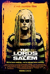 The Lords of Salem Blu-ray / DVD / Ultraviolet LIMITED EDITION Includes BONUS CD With 4 Rob Zombie Tracks