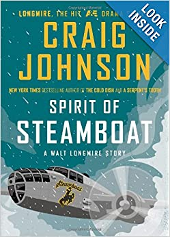 Walt Longmire Series #09.1 - Spirit Of Steamboat (Unabridged) - Craig Johnson