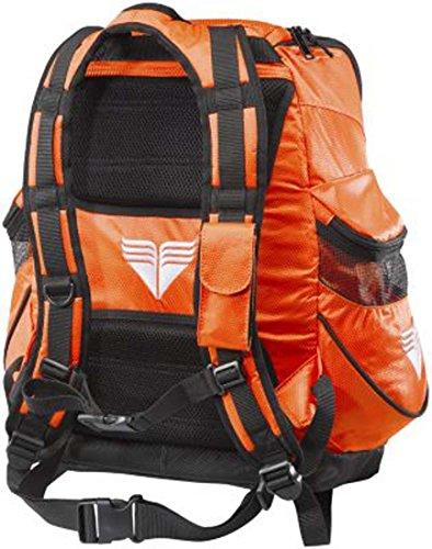 Tyr Sport Alliance Team Backpack, Orange, Large front-88896