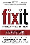 Fix It: Getting Accountability Right