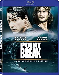 Point Break, Pure Adrenaline Edition [Blu-ray]