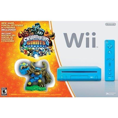 Nintendo Wii Console w/Skylanders Giants Starter