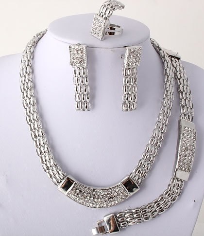 SilverPlated Necklace
