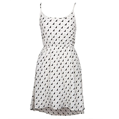 Cats All-Over Women's Short Dress