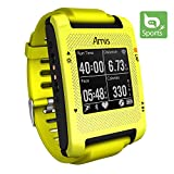 Picture Of Bryton Amis S430E Smartest GPS Running Watch (Yellow)