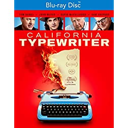 California Typewriter [Blu-ray]