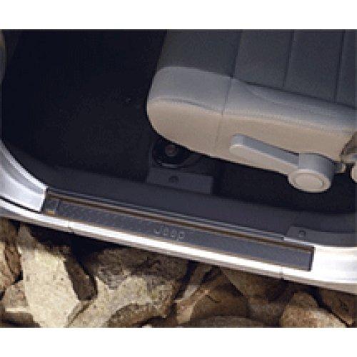 2007-2014 Jeep Wrangler 2 Door-Door Entry Guards
