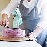 Chefarone-Winkelpalette-3-Winkelpaletten-Streichmesser-Tortenmesser-Glasurmesser-Icing-Spatula-Set-Streich-Palette-mit-100-Zufriedenheitsgarantie