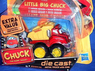 Tonka Chuck & Friends ~ Chuck the DumpTruck ~ Die Cast Metal Truck - 1