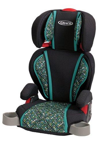 Graco Highback TurboBooster Seat, Mosaic