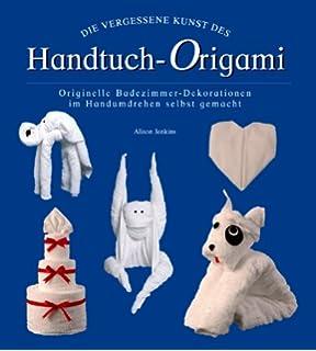 handtuch origami 50 originelle ideen handt cher zu falten. Black Bedroom Furniture Sets. Home Design Ideas