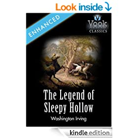 The Legend of Sleepy Hollow by Washington Irving: Vook Classics