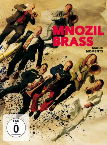 Mnozil Brass - Magic Moments [2010 г., Brass Ensemble / Humour, DVD5]