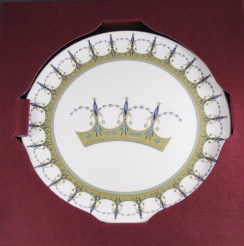 Disney Limited Edition 50th Anniversary Collectible Commemorative Plate #2: Tomorrowland By Kimberly Irvine