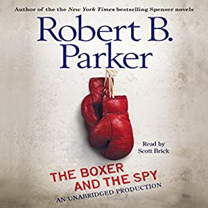 The Boxer and the Spy Hörbuch