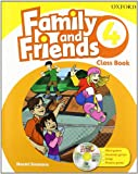 Family & Friends 4: Class Book and Multi-ROM Pack (Family & Friends First Edition)